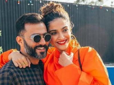 Sonam Kapoor can't stop gushing about her 'baby' Anand Ahuja