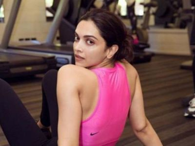 Deepika Padukone's no make-up gym look is unmissable, check it out here