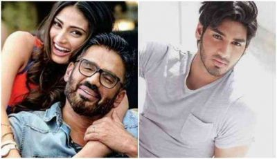 Suniel Shetty opens up on Ahan Shetty and Athiya Shetty becoming actors