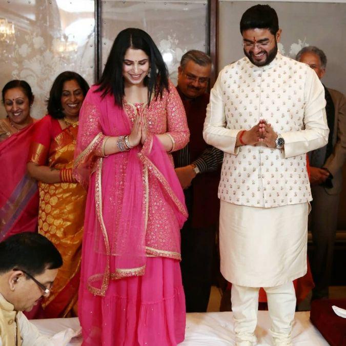 Sidhharth Chopra's ex-fiance Ishita Kumar goes back to London