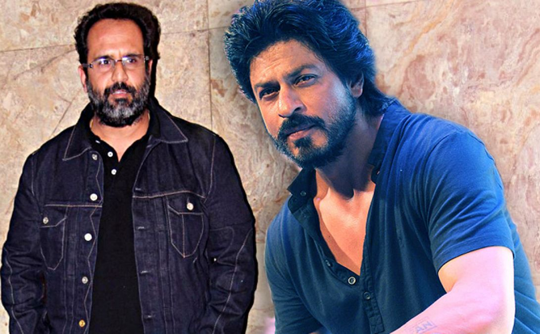 Did the relations between Producer Anand and Actor Shahrukh go sour?
