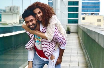Tapsee termed Vicky Kaushal as marriage material!