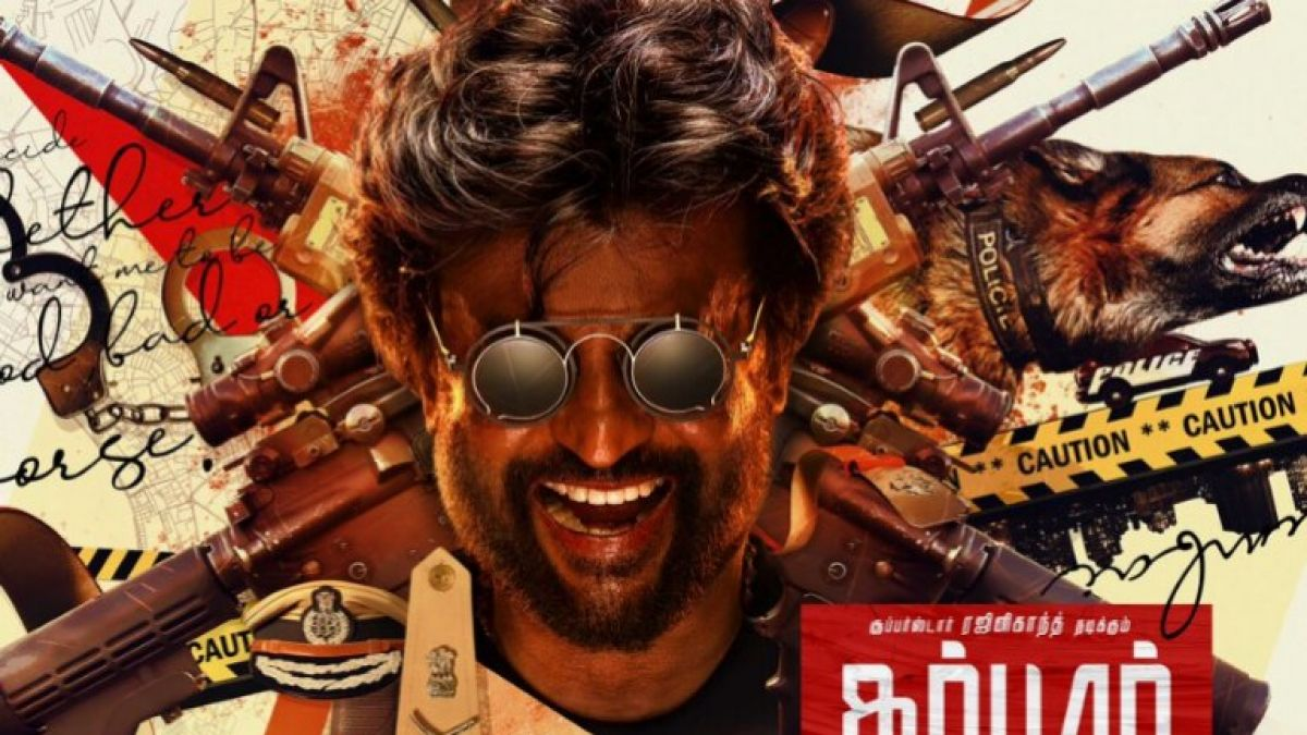 Rajinikanth and Nayanthara wrap-up the Mumbai schedule of Darbar