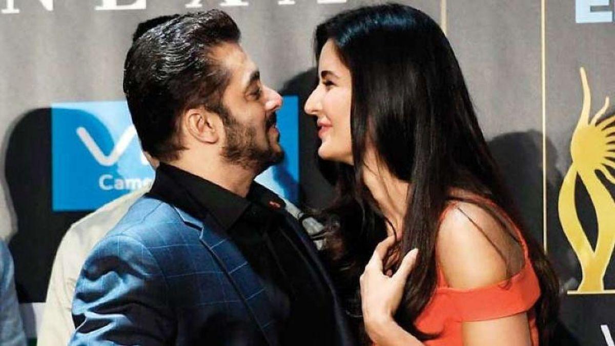 Salman Khan wants Katrina Kaif to call him not 'Bhai Jaan' but this lovely word