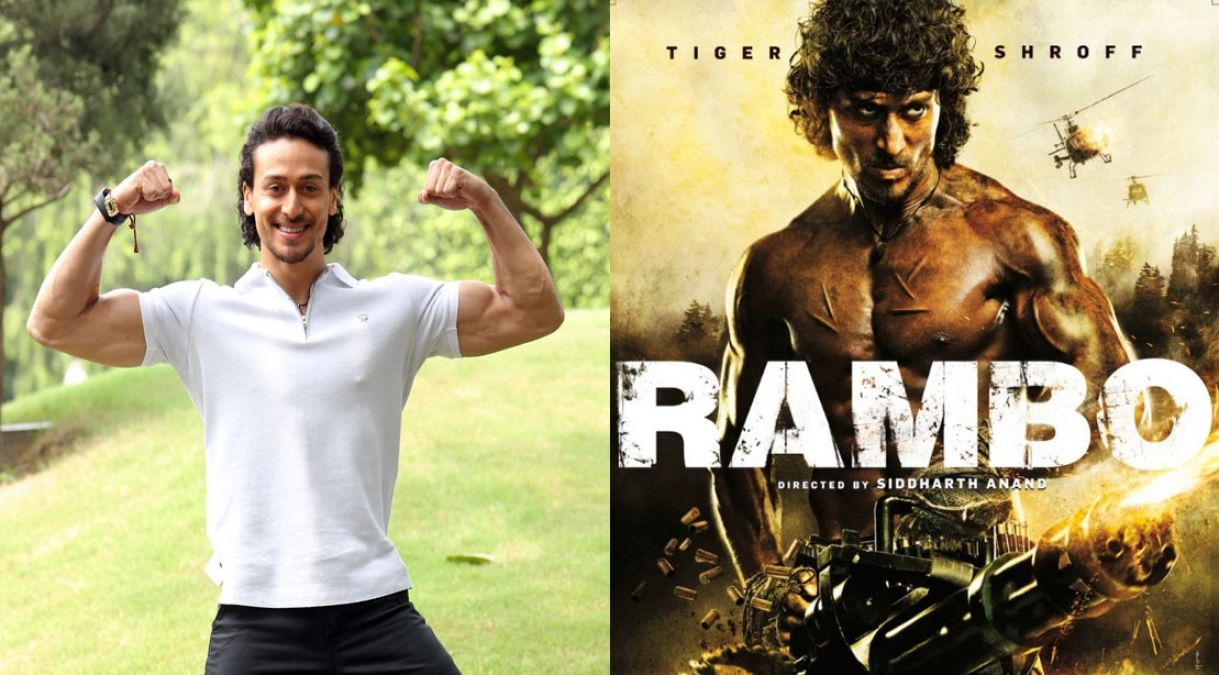 Release date of Tiger Shroff starring Rambo revealed