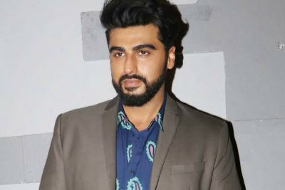 Arjun Kapoor keeps it simple at India's Most Wanted promotions