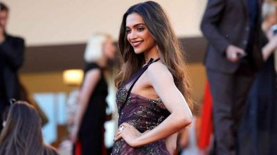 Bollywood's Mastani goes for a formal look at Cannes 2019