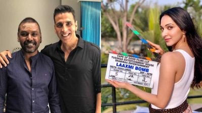 The first look from Akshay Kumar's 'Laxmmi Bomb' is ought to astonish you!
