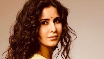 Even Katrina took time to get that Ageing look!