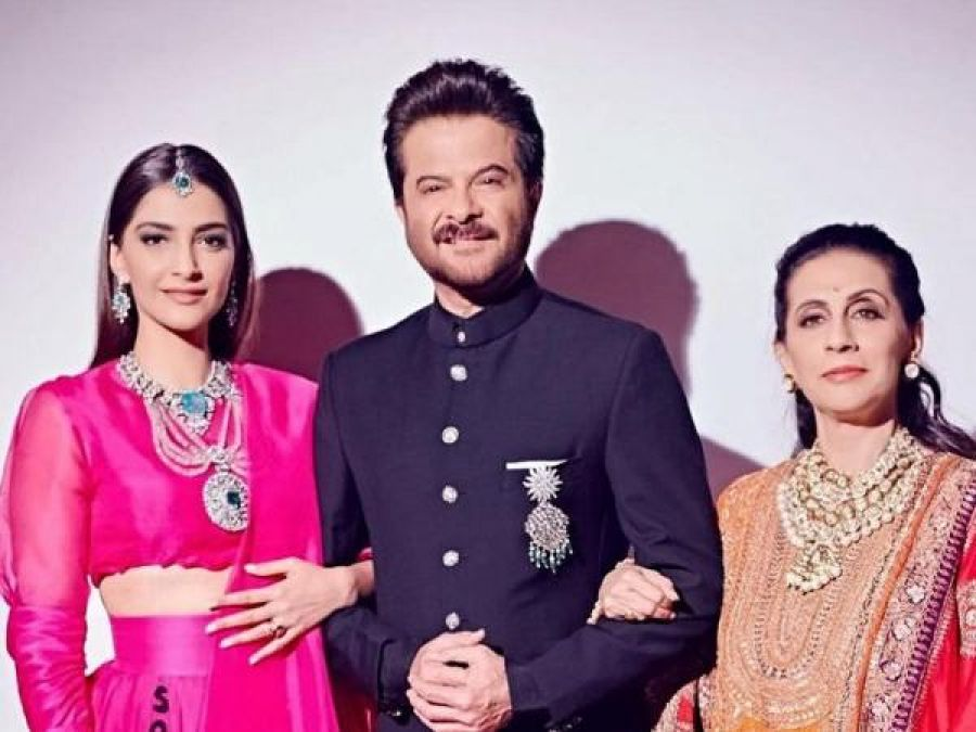 Sonam Kapoor post for Anil and Sunita Kapoor's anniversary is the cutest post you will read today on net