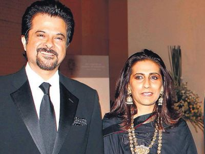 Anil Kapoor writes a heartfelt note for wife Sunita on their 35th wedding anniversary