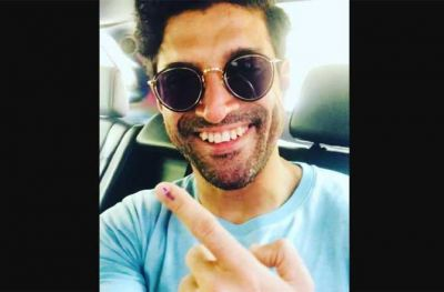 Farhan Akhtar reacts on getting trolled for appealing to voters of Bhopal