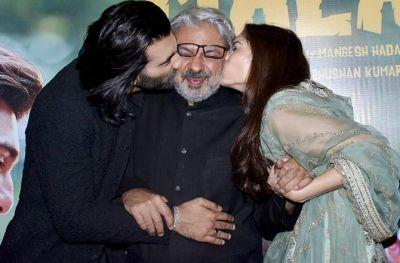 Sanjay Leela Bhansali gets emotional on launching niece Sharmin Segal