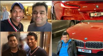 Fan dedicates his Dream Car to Music Sensation A.R.Rehman, here's how tweetarrati react