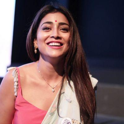 Shriya Saran's crazy dance video goes viral
