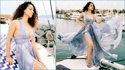 Kangana's slit dress will amaze you at Cannes 2019
