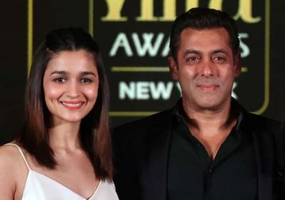 It's Alia who has honed her talent: Salman Khan