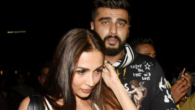 Arjun Kapoor and Malaika Arora give couple goals in their latest pictures