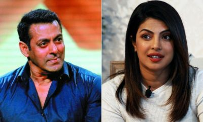 Cold war sustains between Salman Khan and Priyanka Chopra