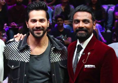 Varun Dhawan's intense workout pics with Remo D'Souza will give you fitness goals