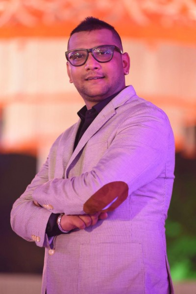 Meet Sagar M Pardeshi ready to set new trends in the digital world with his hard work.