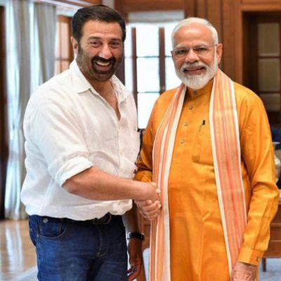 B-town celebs congratulate BJP MP Sunny Deol on his election victory