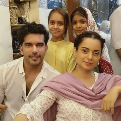 Kangana Ranaut joinsTaher Shabbir to celebrate Ramzan with an iftaar party