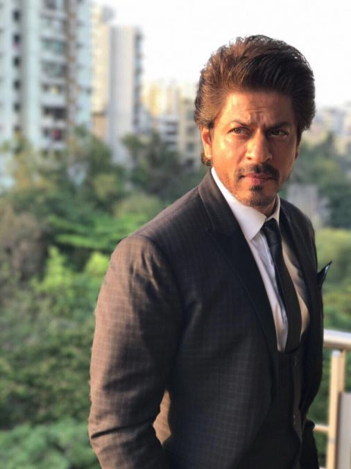 Shah Rukh Khan is the current busy actor!