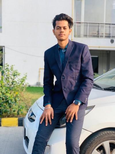 Youngest digital influencer - Nishant Piyush