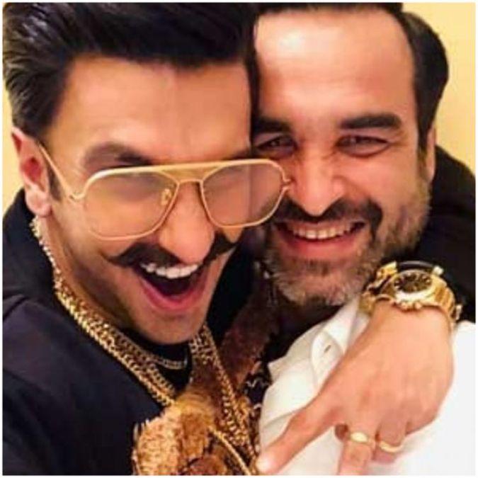 'He brings a lot high adrenaline, positive energy'Pankaj Tripathi praises '83 co star Ranveer Singh