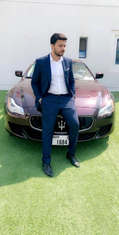 Taking the entrepreneurial world by storm is young multi-talented professional Jai Karan Walia.