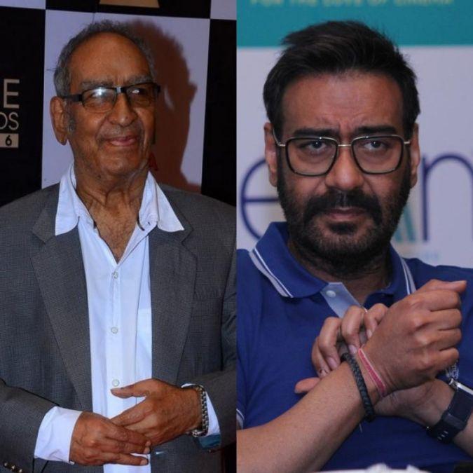 Ajay Devgn's father Veeru Devgan aka renowned action choreographer passes away