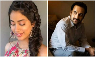 Here's what Pankaj Tripathi thinks about Janhvi Kapoor
