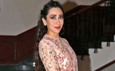 Karisma Kapoor shares a throwback picture, see here