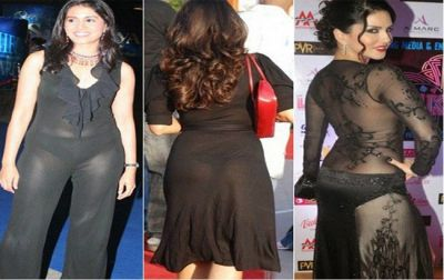Check out the 'Oops' Moments of popular B-town Divas !