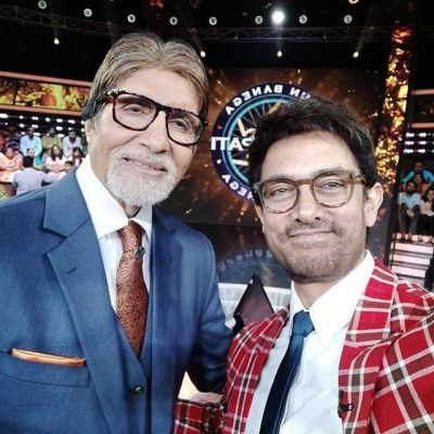 Aamir is brilliant, difficult to battle him in any sphere says Amitabh Bachchan