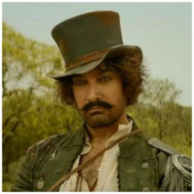 A friend inspired Aamir Khan to sport the nose pin look in Thugs of Hindostan