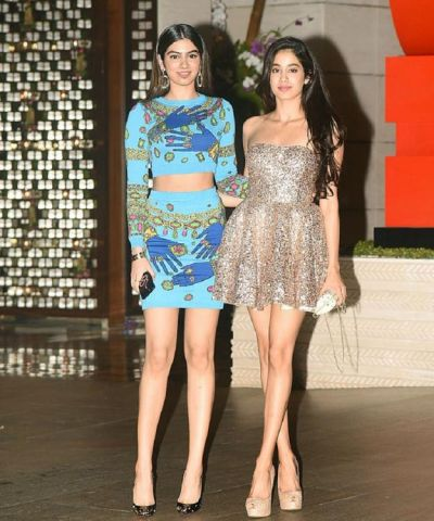 Happy Birthday Khushi Kapoor: Janhvi Kapoor wishes her younger sister on 18th  birthday with a childhood video