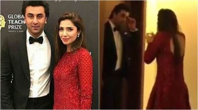 Finally Mahira Khan Broke the Ice and Spoke About Controversy With Ranbir