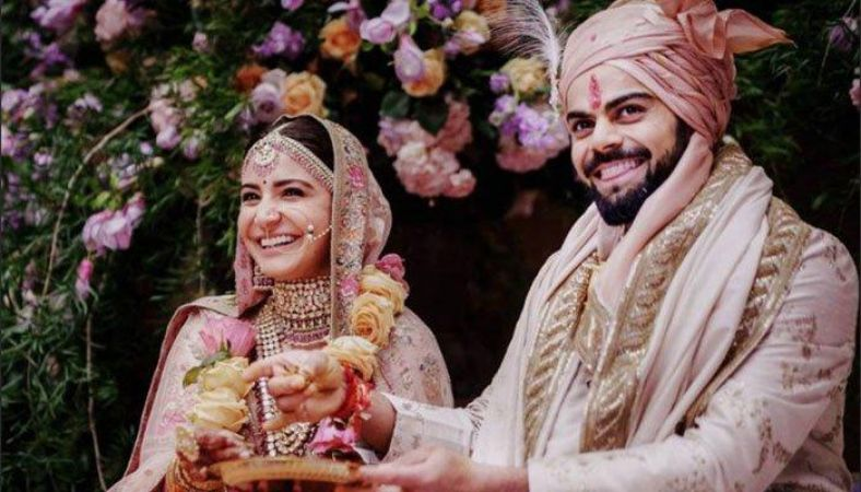 Virushka's candid pictures from Dehradun will give you couple goals