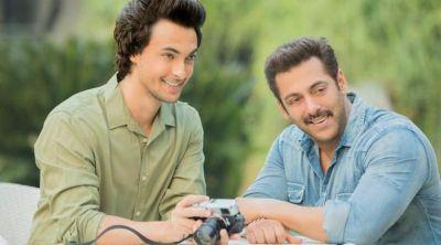 Salman Khan to produce Aayush Sharma's next film ?