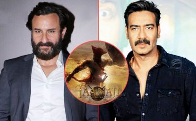 'I'm excited about working with Ajay, he's a confident and a cool guy' says Saif Ali Khan