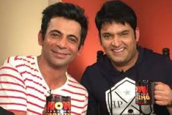 Kapil Sharma and Sunil Grover will be back together, man behind the patch up is Salman Khan