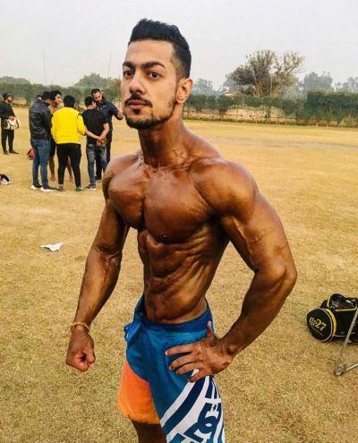 Meet Handsome Man of India 2019 Shivam Syal