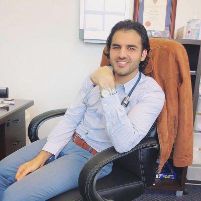 Dr Yusof Mutahar : Celebrity Doctor and Fashion Model