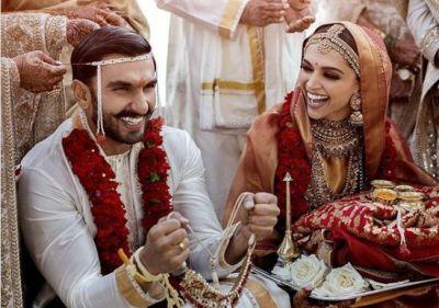 Italian staff greats guest in Konkani and Hindi at the DeepVeer wedding