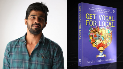 Regional Internet Users develop strong Para-social Relationships: Arvin Subramanian, Author – Get Vocal for Local