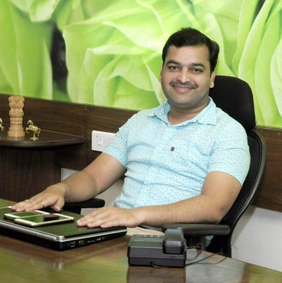 A Businessman And Producer Who Lives By His Moral Values : Dr. Ajitsinh Patil