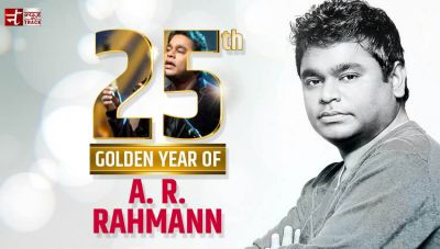 25 Glorious Years of A.R, many superstar wishes him.