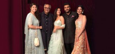 Father Boney Kapoor wishes to direct Arjun Kapoor and Janhvi Kapoor together in a movie